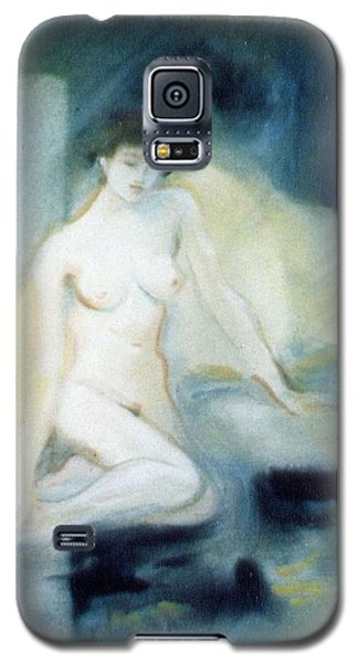 Watery Nymph Galaxy S5 Case
