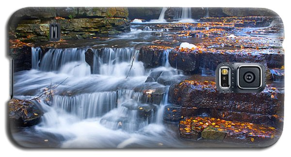 Watery Steps Galaxy S5 Case