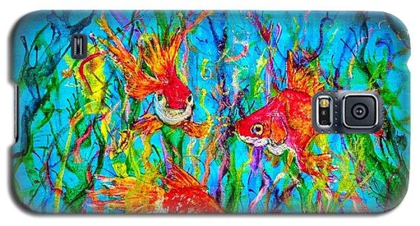 Watery Wonderland Galaxy S5 Case
