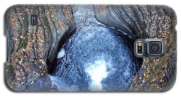 Galaxy S5 Case featuring the photograph Watkins Glen Ny by Vilas Malankar