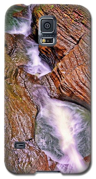 Watkins Glen - Rainbow Falls 005 Galaxy S5 Case