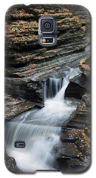 Galaxy S5 Case featuring the photograph Watkins Glen Rapids by Joshua House