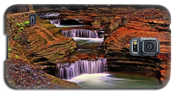 Watkins Glen State Park 014 Galaxy S5 Case