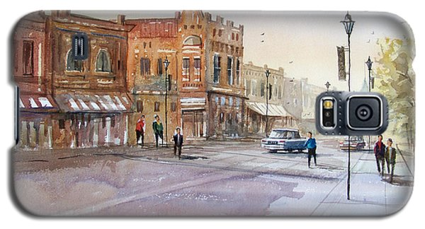Waupaca - Main Street Galaxy S5 Case