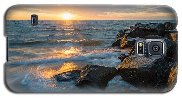 Wave Break Galaxy S5 Case