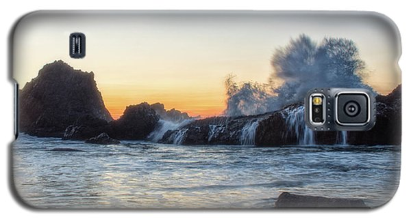 Wave Burst Galaxy S5 Case