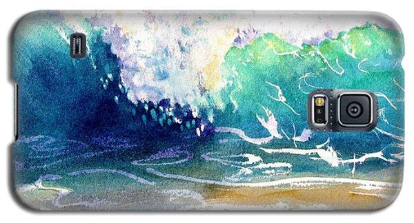 Wave Color Galaxy S5 Case