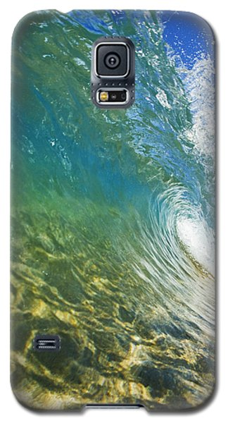 Wave - Makena Galaxy S5 Case by MakenaStockMedia