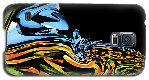 Wave Of Colors Galaxy S5 Case