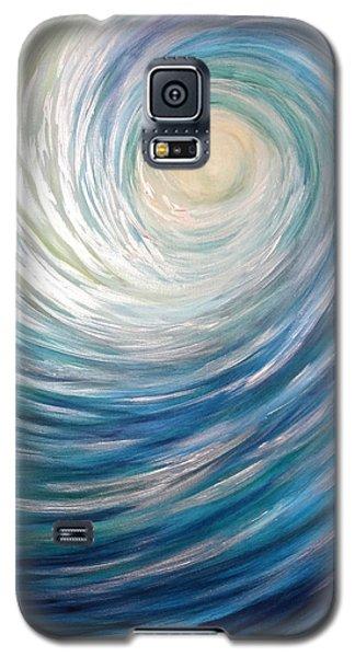 Wave Of Light Galaxy S5 Case