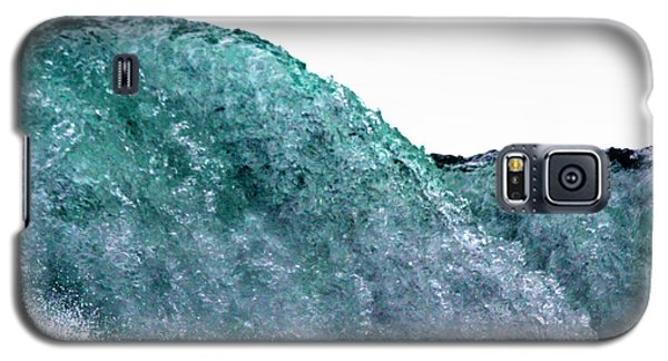 Galaxy S5 Case featuring the photograph Wave Rider by Dana DiPasquale
