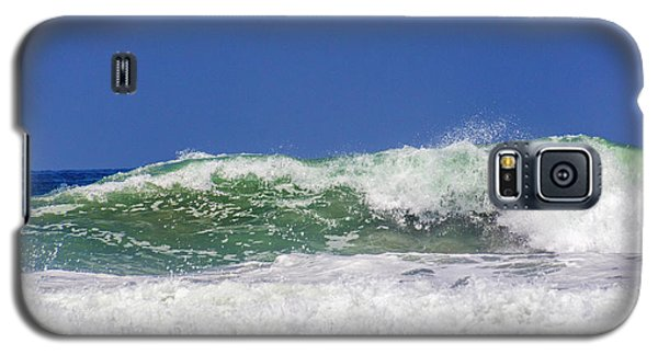 Wave Rolling To The Beach Galaxy S5 Case