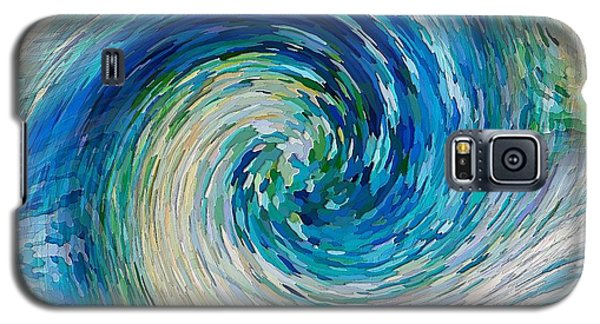 Wave To Van Gogh II Galaxy S5 Case