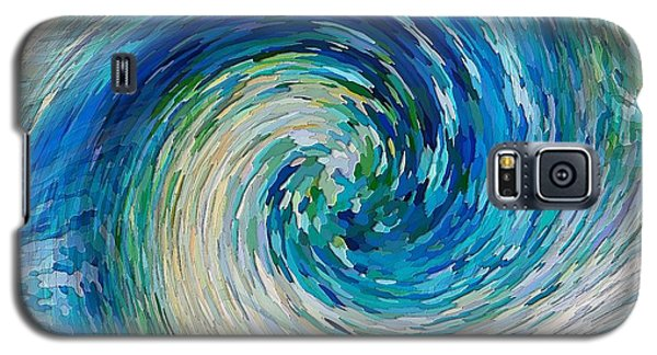 Wave To Van Gogh II Galaxy S5 Case