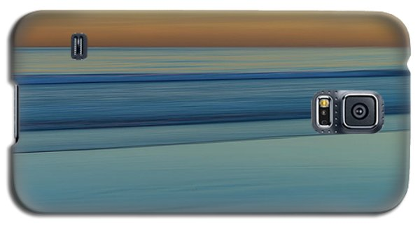 Wave Tracks 3 Galaxy S5 Case