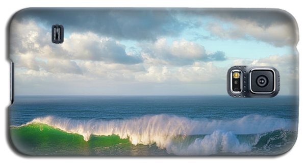 Galaxy S5 Case featuring the photograph Wave Length by Darren White