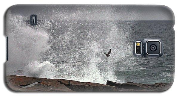 Waves Crashing  Galaxy S5 Case