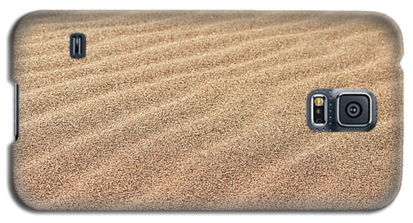 Waves In The Sand Galaxy S5 Case