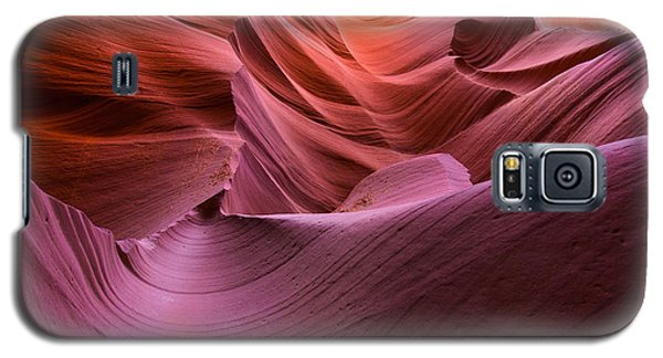 Waves-lower Antelope Canyon Galaxy S5 Case