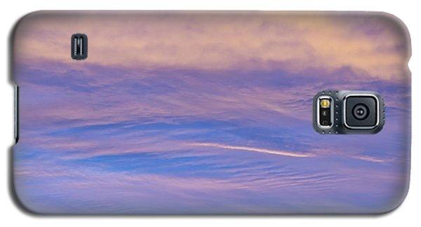 Waves Of Color Galaxy S5 Case