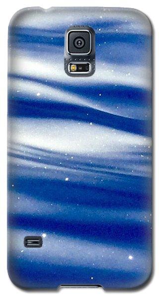 Waves Of Diamonds Galaxy S5 Case