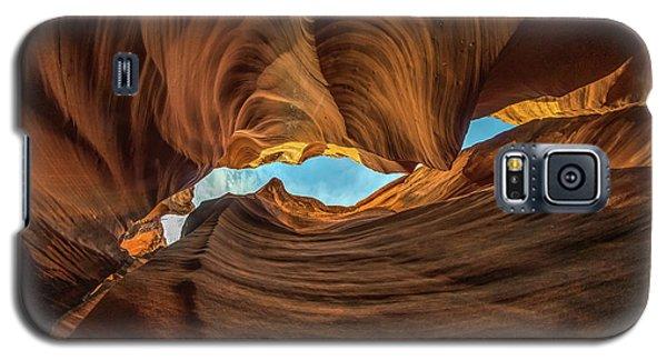 Wavy Galaxy S5 Case