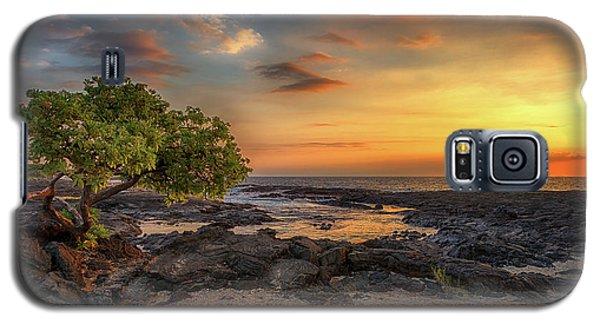 Wawaloli Beach Sunset Galaxy S5 Case