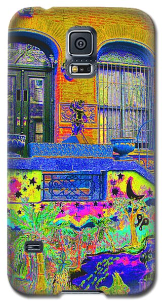 Wax Museum Harlem Ny Galaxy S5 Case