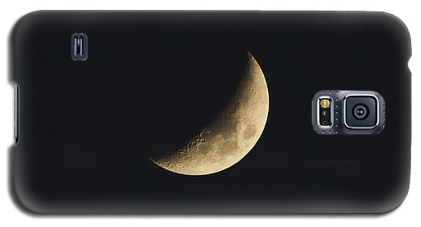 Waxing Crescent Spring 2017 Galaxy S5 Case