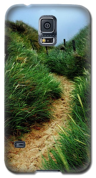 Way Through The Dunes Galaxy S5 Case