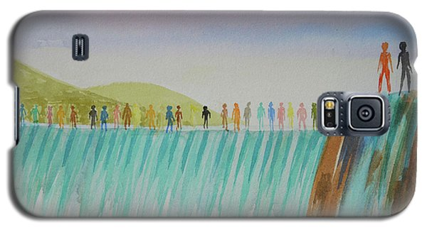 We Are All The Same 1.1 Galaxy S5 Case