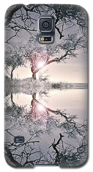Galaxy S5 Case featuring the photograph We Are In This Together by Tara Turner