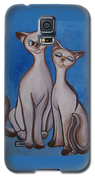 We Are Siamese Galaxy S5 Case
