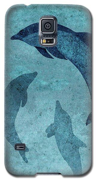 We Dream Again Of Blue Green Seas Galaxy S5 Case