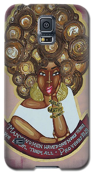 We Excel Them All Galaxy S5 Case