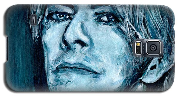 David Bowie Galaxy S5 Case