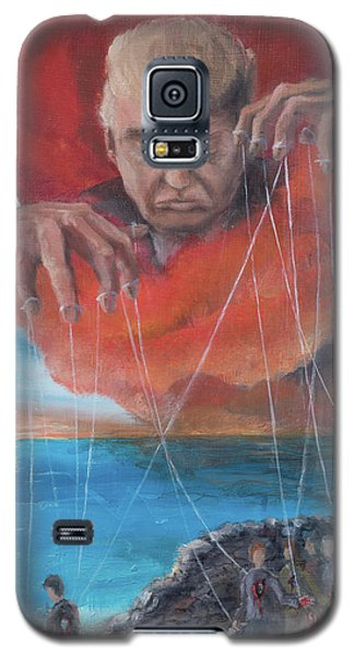 We Traded Our Hearts For Stones Galaxy S5 Case