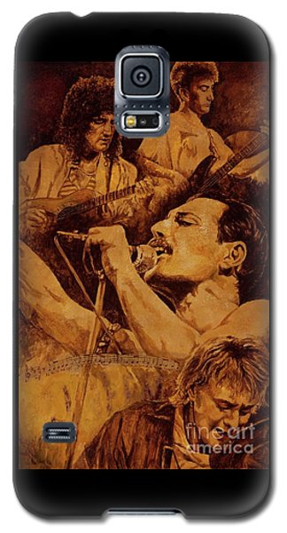 We Will Rock You Galaxy S5 Case