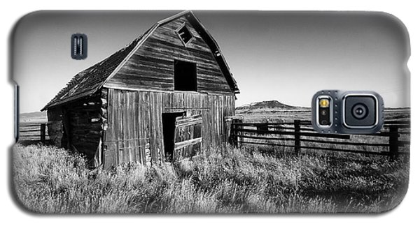 Weathered Barn Galaxy S5 Case