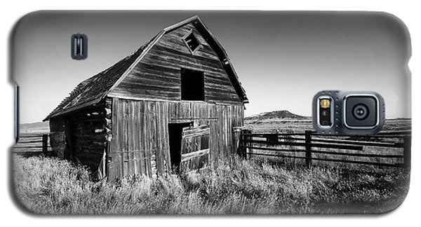 Weathered Barn Galaxy S5 Case