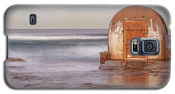 Galaxy S5 Case featuring the photograph Weathered In Time by Az Jackson