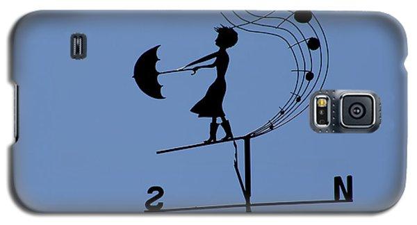 Weathergirl Galaxy S5 Case