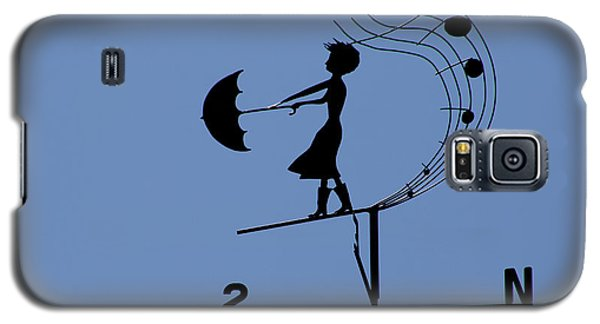 Weathergirl Galaxy S5 Case