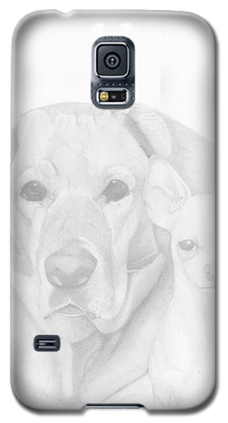Webster And Lulu Galaxy S5 Case