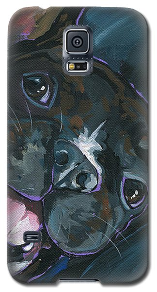 Webster Galaxy S5 Case by Nadi Spencer