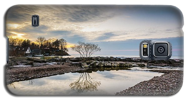 Webster Ny Lake View Galaxy S5 Case