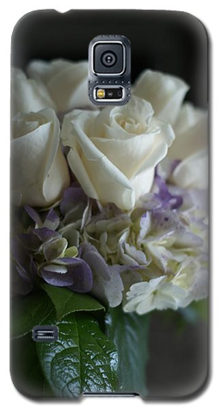 Galaxy S5 Case featuring the photograph Wedding Bouquet by Heidi Poulin
