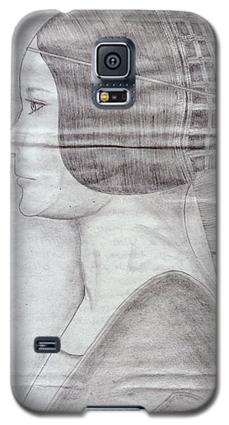 Wedding Bride Galaxy S5 Case