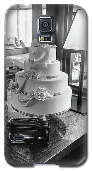 Wedding Cake Bw Series 0956 Galaxy S5 Case