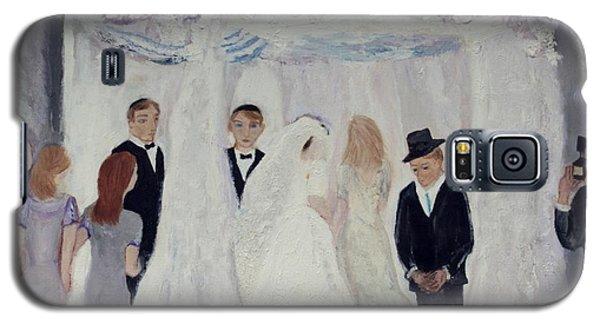 Wedding Day Galaxy S5 Case